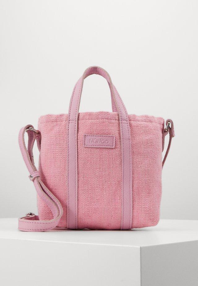 SMALL - Handtasche - pink
