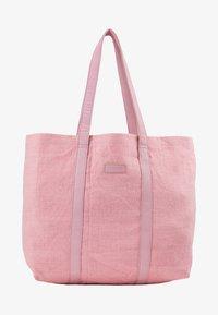 Núnoo - LARGE SHOPPER - Shopping bag - pink - 1