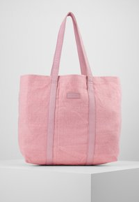 Núnoo - LARGE SHOPPER - Shopping bag - pink - 0