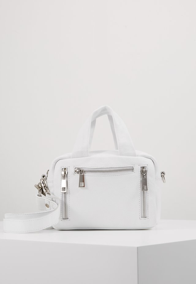 MINI DONNA - Across body bag - white