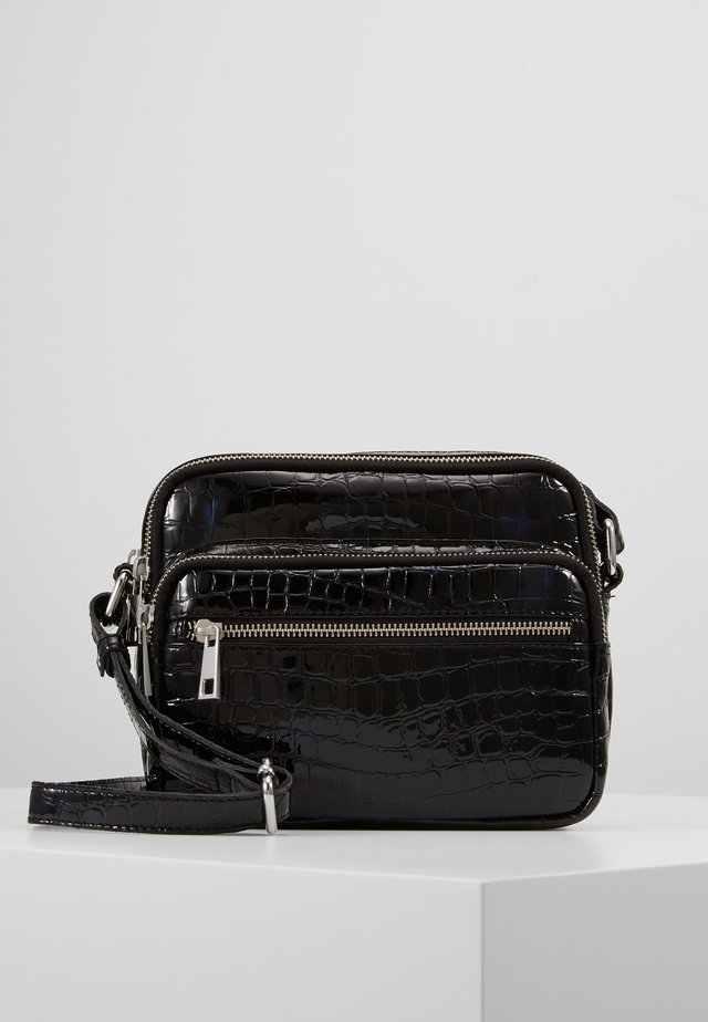 MINI KAZUKO - Across body bag - black