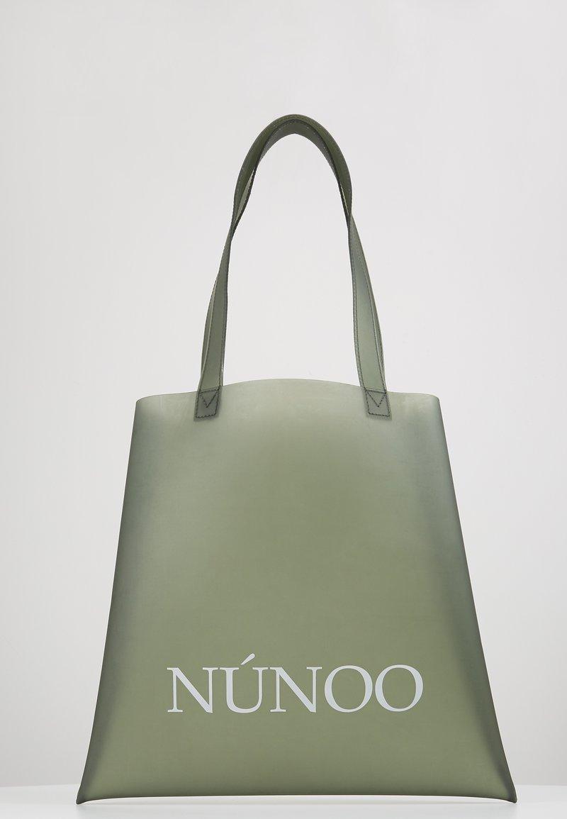 Núnoo - SMALL TOTE - Kabelka - green