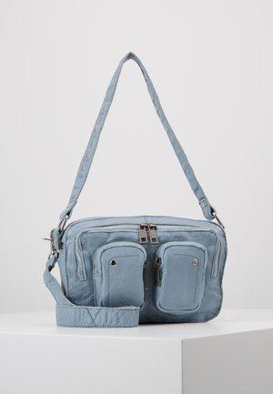 ELLIE - Taška spříčným popruhem - light blue