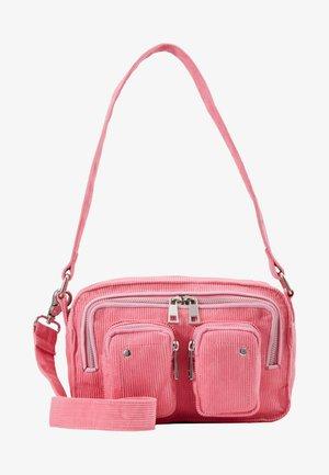 ELLIE - Taška spříčným popruhem - pink