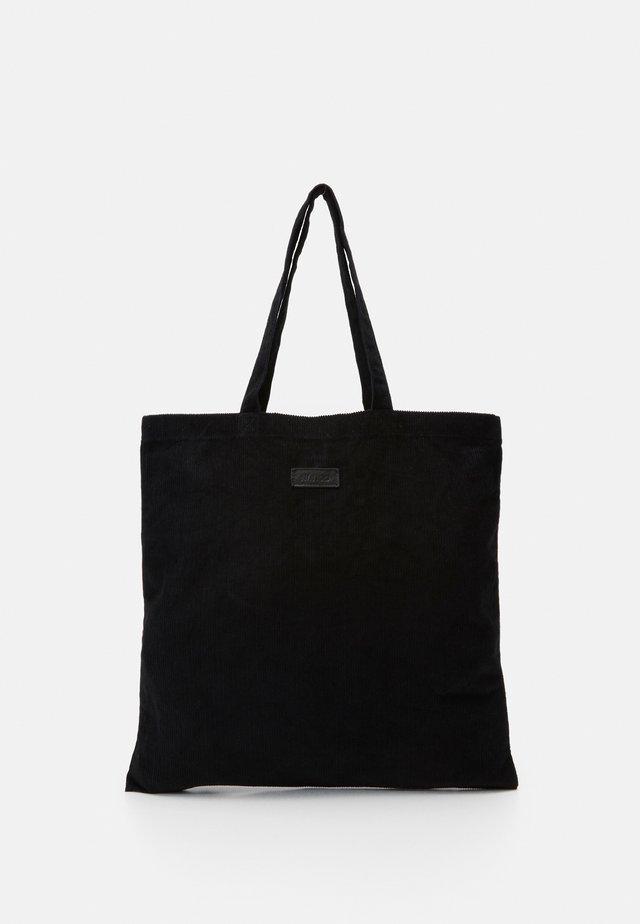 SHOPPER - Shoppingväska - black