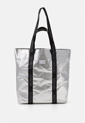 COOLING - Tote bag - silver