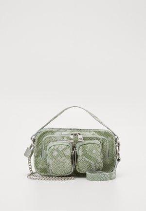 HELENA - Across body bag - light green