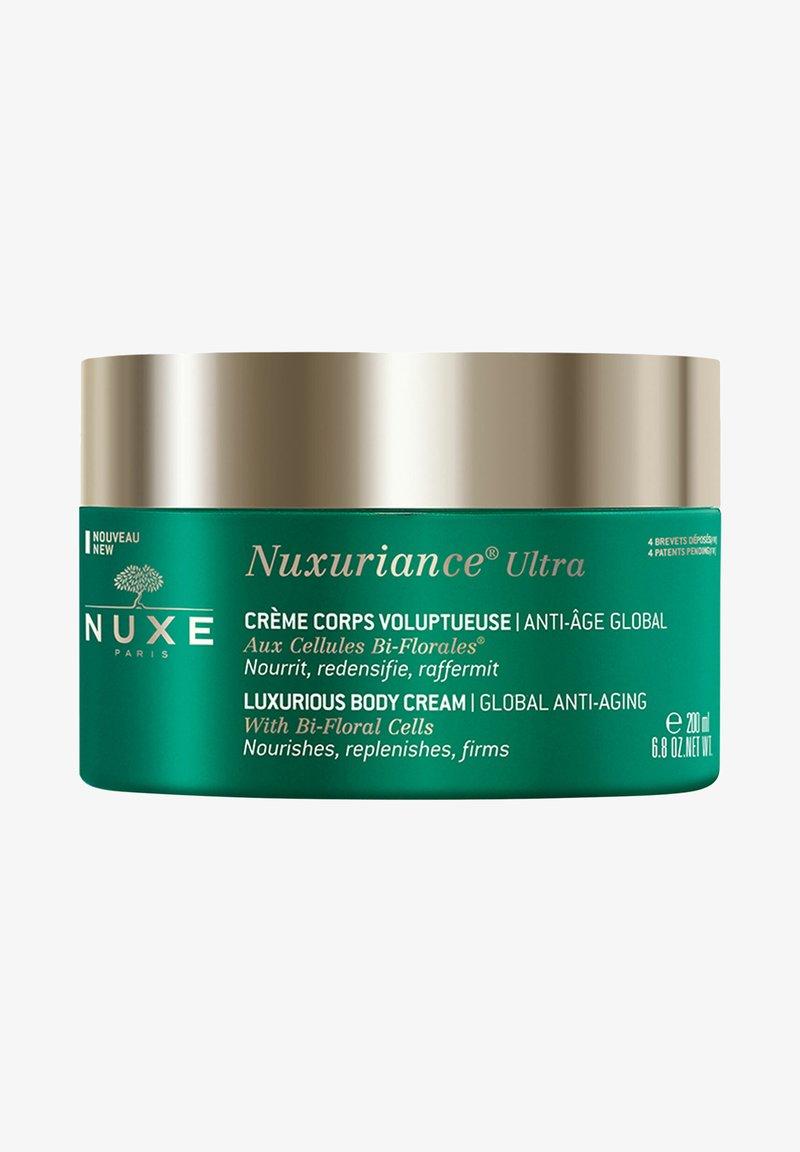 NUXE - NUXE NUXURIANCE ULTRA BODY CREAM - Moisturiser - -