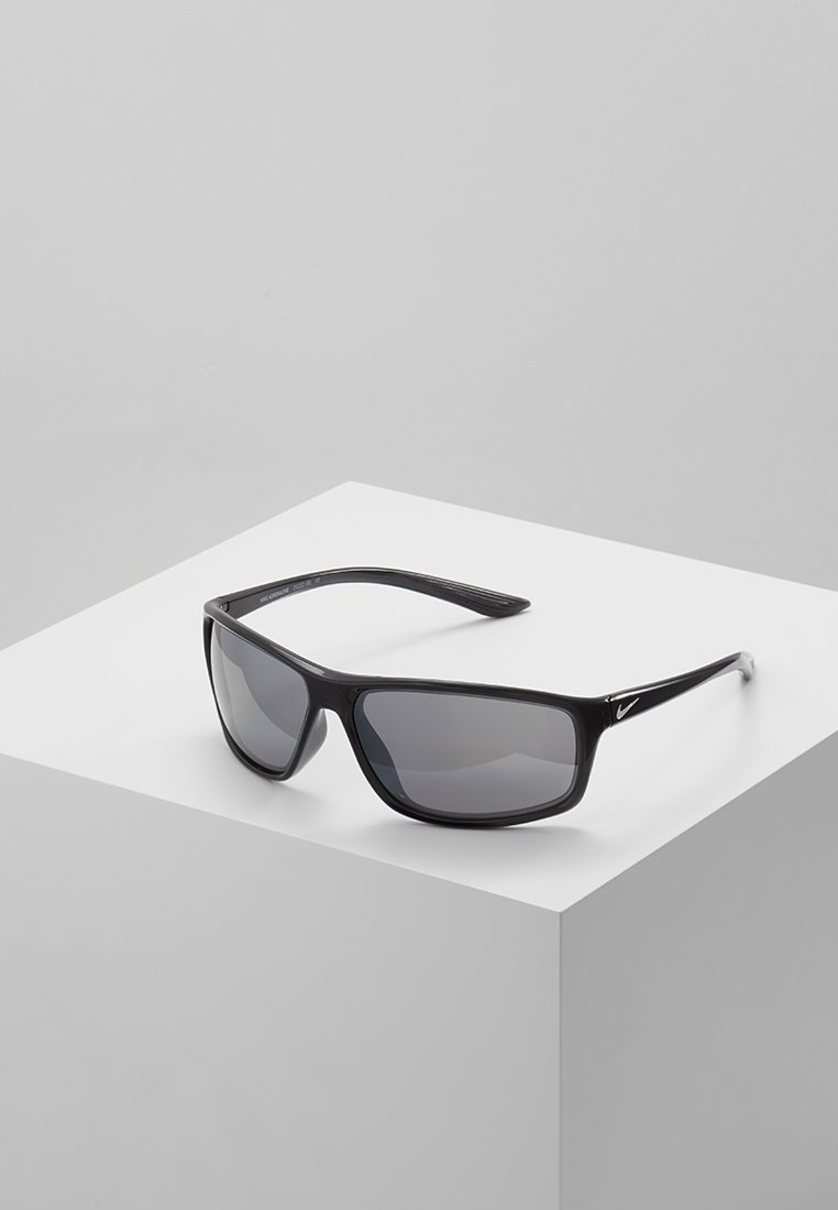 Nike Vision - ADRENALINE  - Sonnenbrille - anthracite/grey/silver-coloured