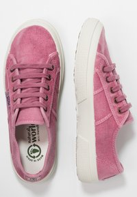 Natural World - BAQUET ENZIMATICO - Sneaker low - rosa - 3