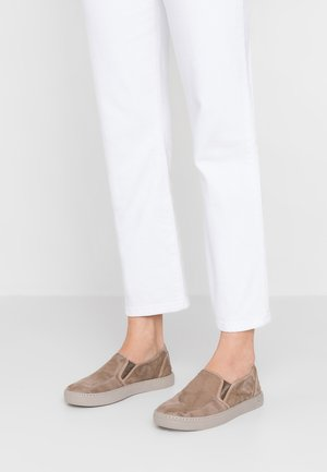 CANGREJO - Slipper - beige