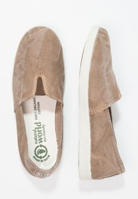 Natural World - CAMPING  - Slip-ons - beige - 2
