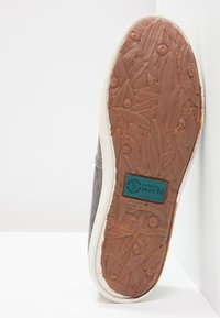 Natural World - CAMPING  - Slipper - gris - 5