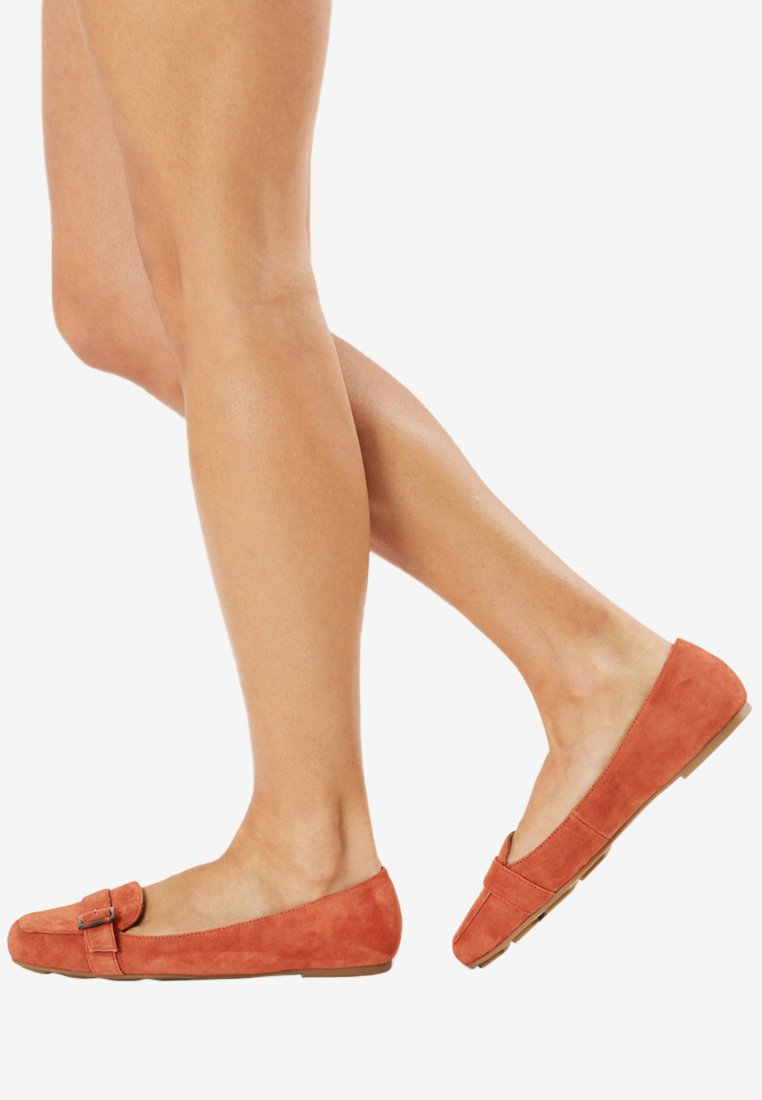 Next - Slip-ons - orange