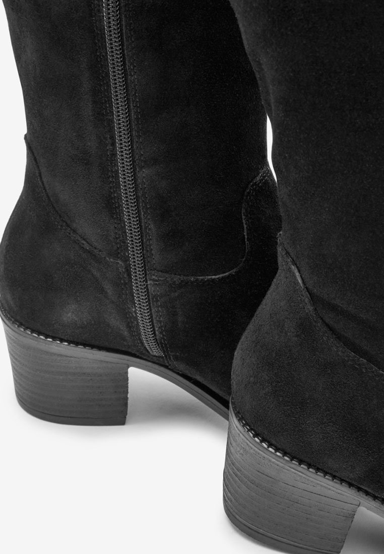Next CHOCOLATE FOREVER- Bottes black