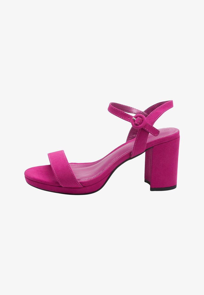 Next - Sandales à talons hauts - purple