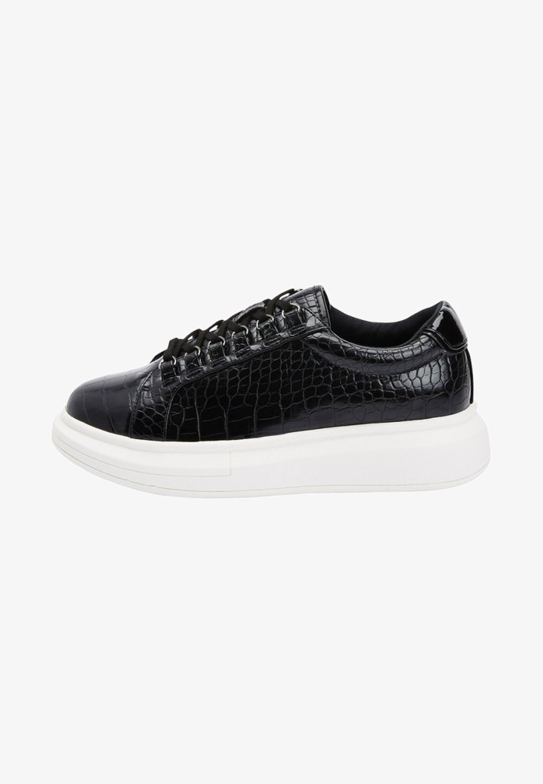 Next - EFFECT CHUNKY  - Trainers - black