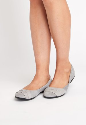 Ballet pumps - grey