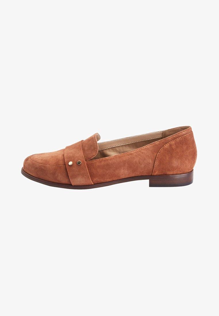 Next - Slipper - brown