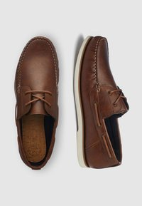 Next - Chaussures bateau - brown - 1