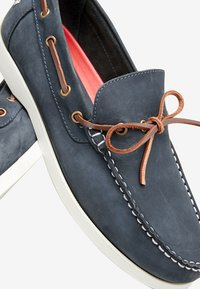 Next - Chaussures bateau - blue - 4