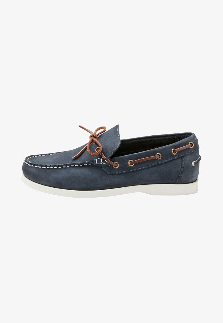 Next - Chaussures bateau - blue