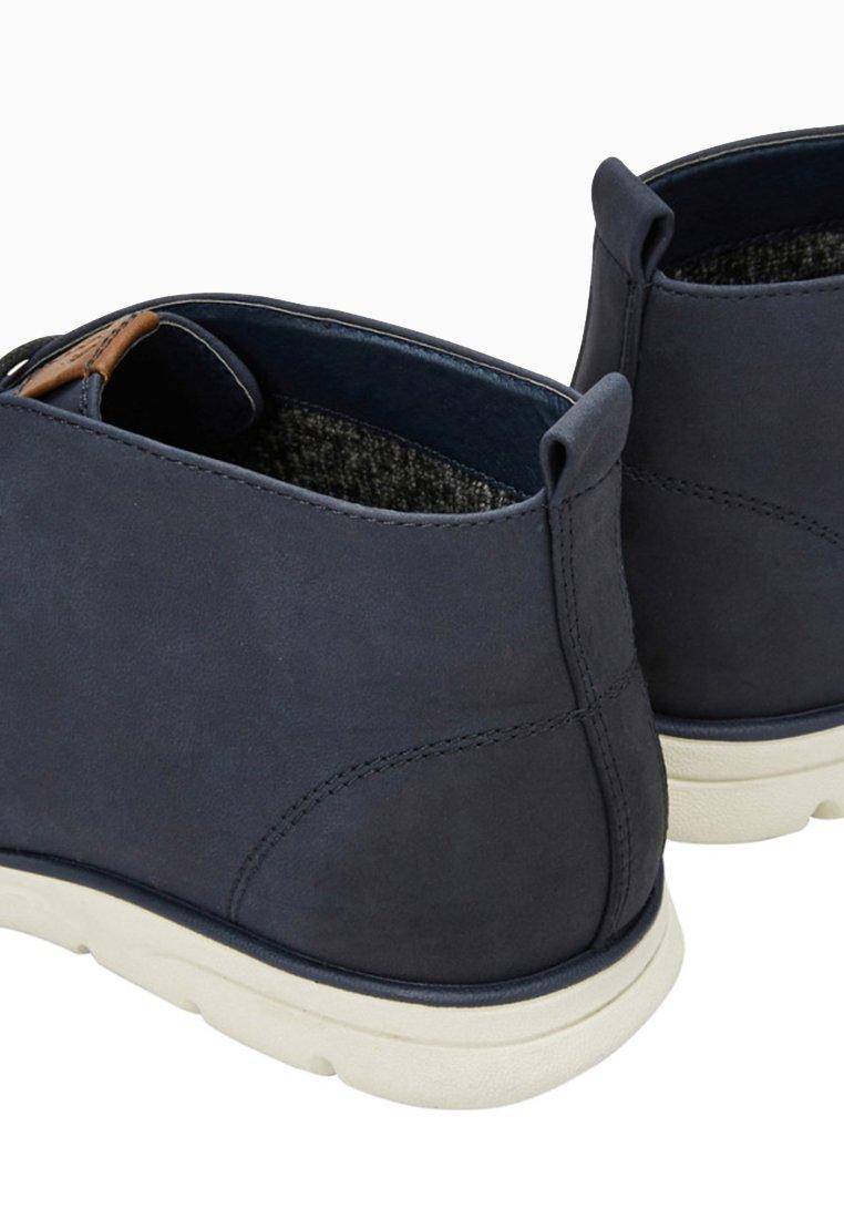 Next Chukka - Chaussures À Lacets Blue