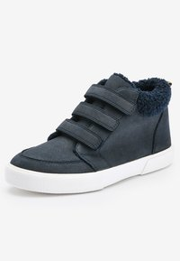 Next - High-top trainers - blue - 1