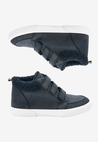 Next - High-top trainers - blue - 5