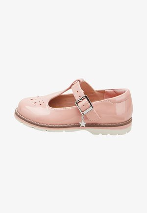 PINK STAR CHARM T-BAR SHOES (YOUNGER) - Vauvan kengät - pink