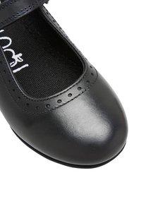 Next - BLACK MARY JANE BROGUES - Ankle strap ballet pumps - black - 5