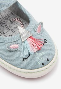 Next - PINK CAT MARY JANE PUMPS (YOUNGER) - Ballerinasko m/ rem - blue - 4