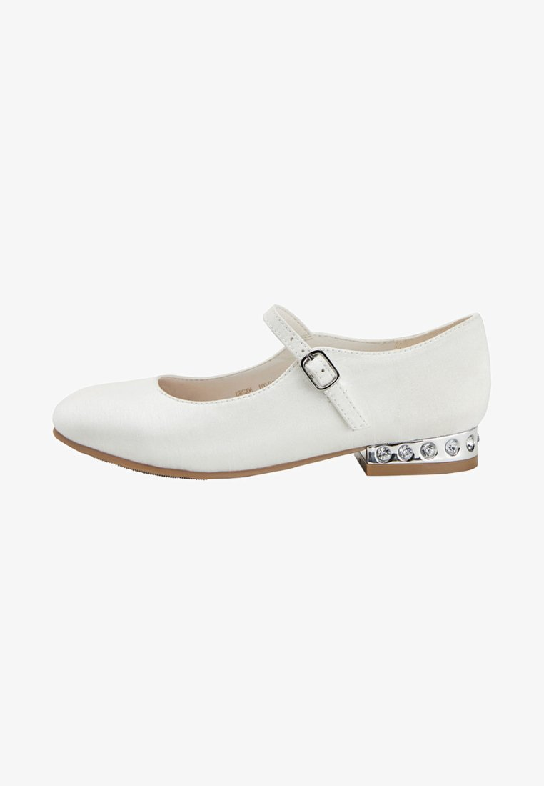 Next - Ballerina's met enkelbandjes - white