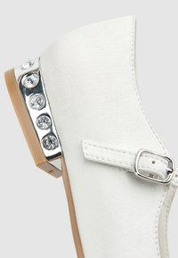 Next - Ballerina's met enkelbandjes - white - 3