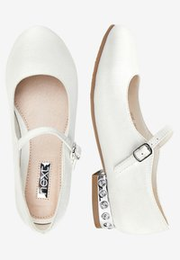 Next - Ballerina's met enkelbandjes - white - 1