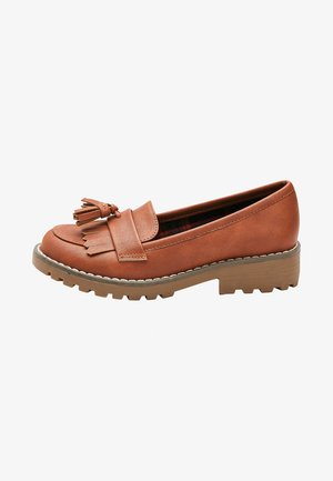 TASSEL LOAFERS (OLDER) - Loaferit/pistokkaat - brown