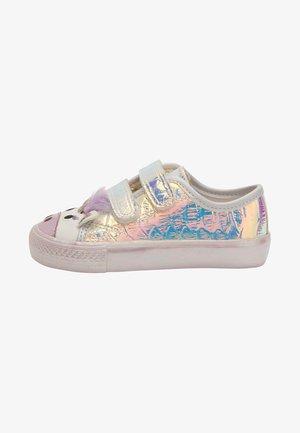 RAINBOW TOUCH - Vauvan kengät - silver
