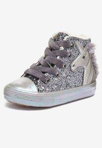 Next - Zapatillas altas - grey - 2