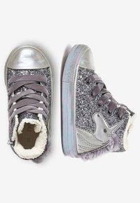 Next - Zapatillas altas - grey - 1