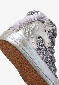 Next - Zapatillas altas - grey - 3