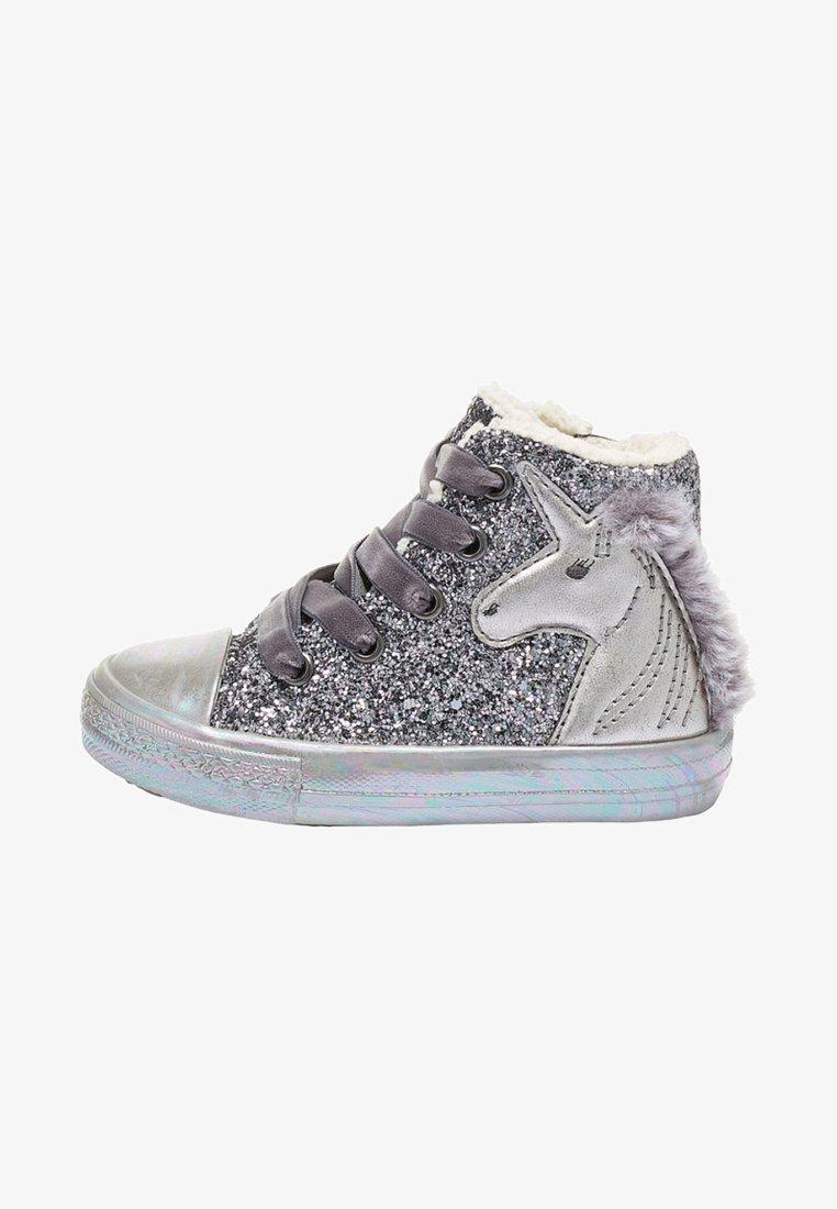 Next - Sneakersy wysokie - grey
