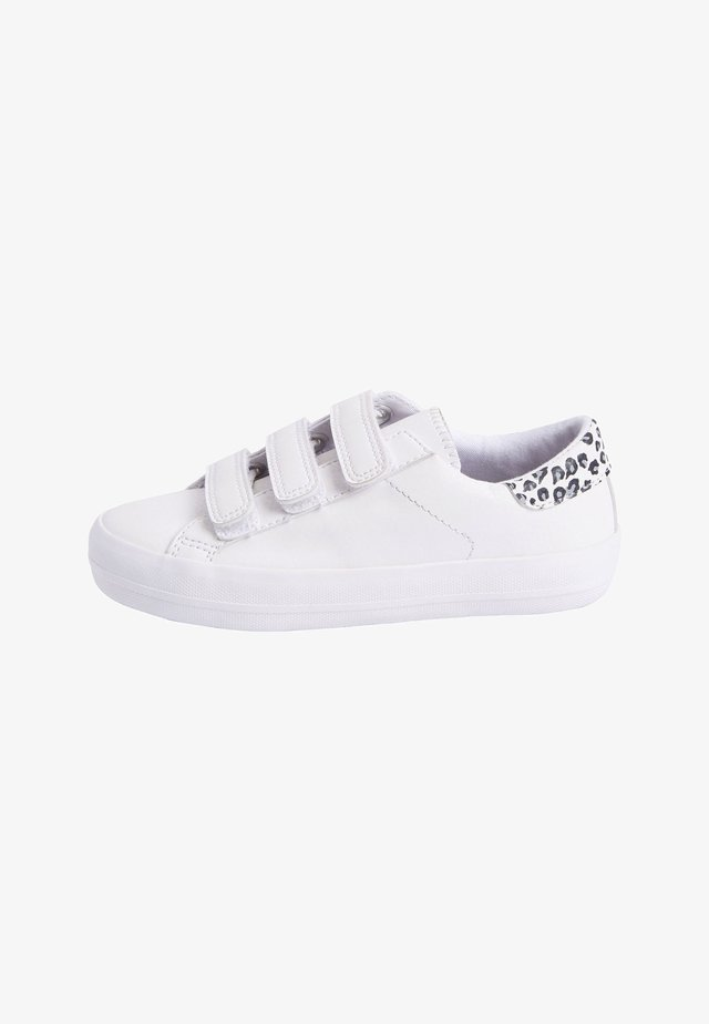 TOUCH FASTENING  - Sneakers - white