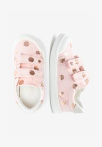 Next - PINK SPOT TOUCH FASTENING TRAINERS (YOUNGER) - Sneakers laag - pink - 1