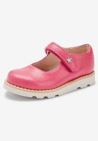 Next - PINK CHUNKY MARY JANE SHOES (YOUNGER) - Ballerinat nilkkaremmillä - pink - 2