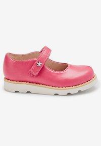 Next - PINK CHUNKY MARY JANE SHOES (YOUNGER) - Ballerinat nilkkaremmillä - pink - 3