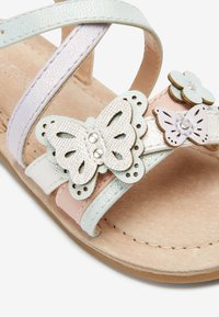 Next - MULTI PASTEL 3D BUTTERFLY SANDALS (YOUNGER) - Sandals - pink - 4