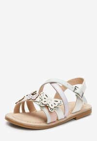 Next - MULTI PASTEL 3D BUTTERFLY SANDALS (YOUNGER) - Sandals - pink - 2