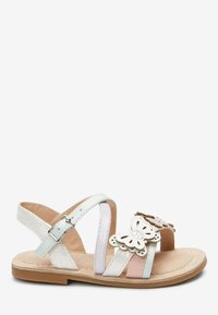 Next - MULTI PASTEL 3D BUTTERFLY SANDALS (YOUNGER) - Sandals - pink - 3