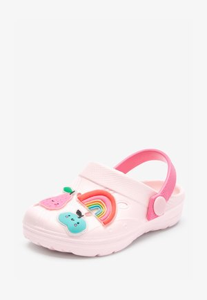 TEAL UNICORN EVA MULES (YOUNGER) - Badslippers - pink