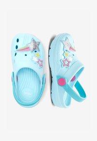 Next - TEAL UNICORN EVA MULES (YOUNGER) - Sandales de bain - blue - 1